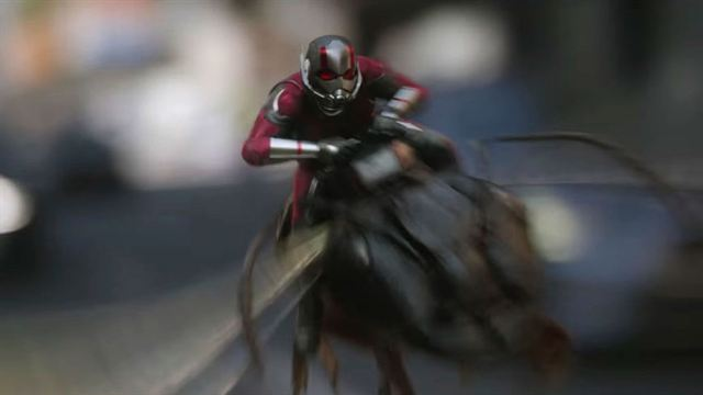 Ant-Man And The Wasp Trailer (3) OV