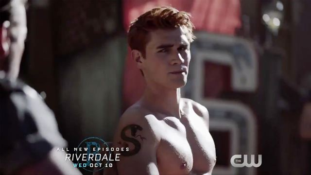 Riverdale - staffel 3 Trailer (2) OV