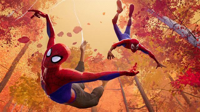Spider-Man: A New Universe Trailer (2) DF