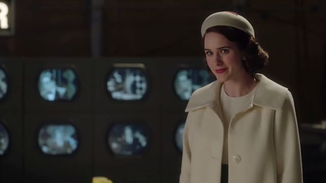 The Marvelous Mrs. Maisel - staffel 2 Trailer OV