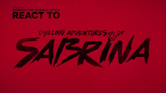 """Sabrina - Total verhext""-Cast reagiert auf ""Chilling Adventures Of Sabrina"""