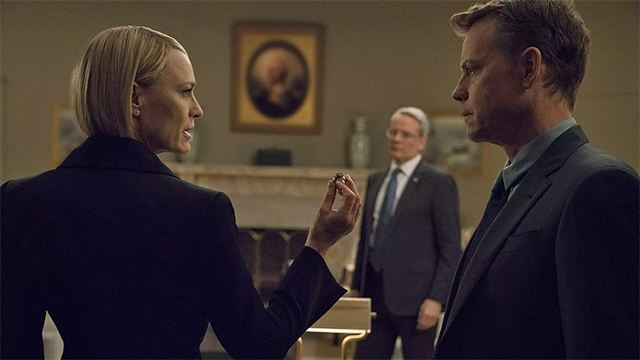 House Of Cards (US) - staffel 6 Trailer DF
