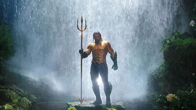 Aquaman Trailer DF
