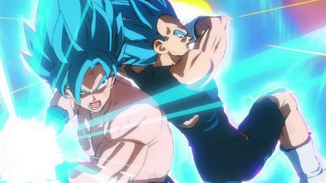Dragon Ball Super: Broly Trailer OmdU