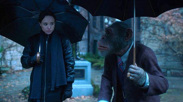 The Umbrella Academy Trailer DF