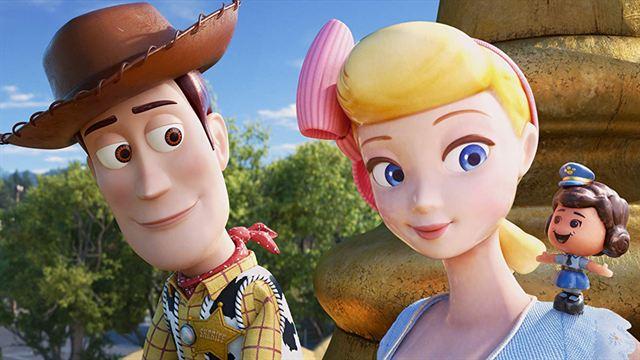 A Toy Story: Alles hört auf kein Kommando Trailer (2) OV