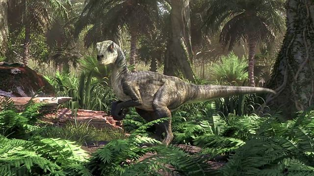 Jurassic World : Camp Cretaceous Teaser OV