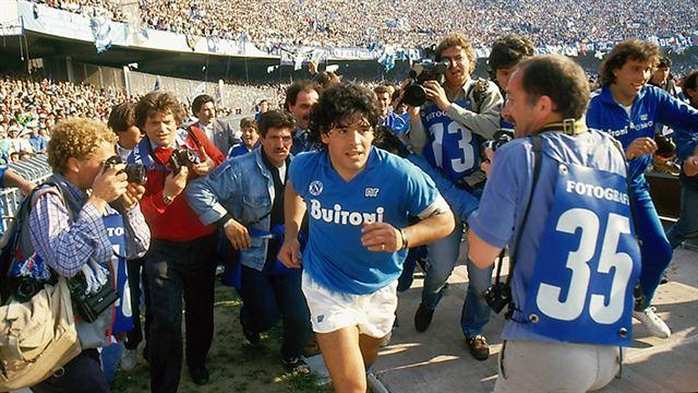 Diego Maradona Trailer OmdU