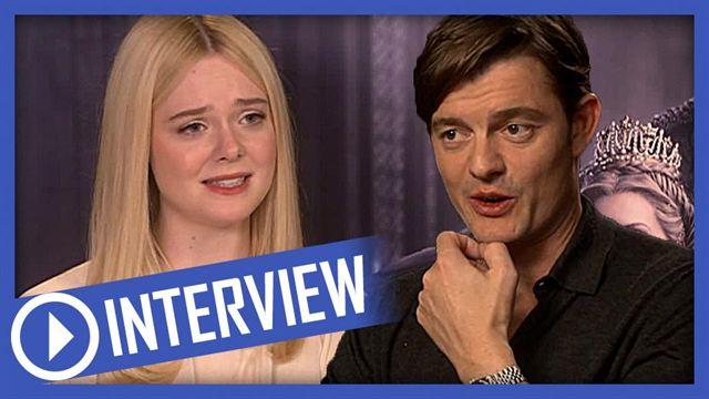 """Das FILMSTARTS-Interview zu """"Maleficent 2"""" mit  Elle Fanning, Sam Riley und Joachim Ronning (FILMSTARTS-Original)"""