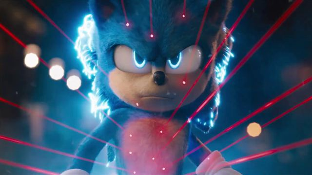 Sonic The Hedgehog Trailer OV