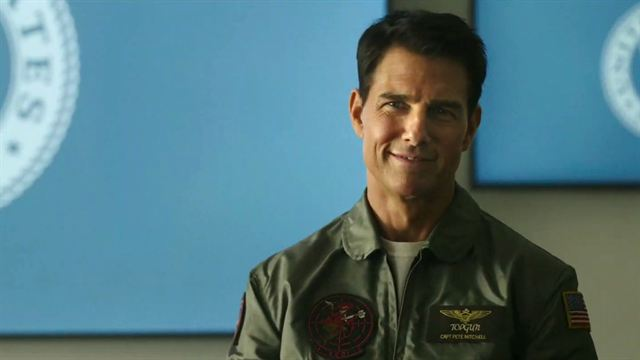 Top Gun 2: Maverick Trailer DF