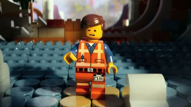 The LEGO Movie Trailer (2) OV