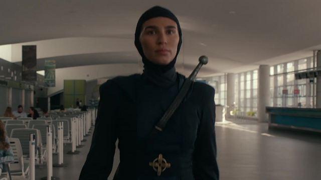 Warrior Nun Trailer OV