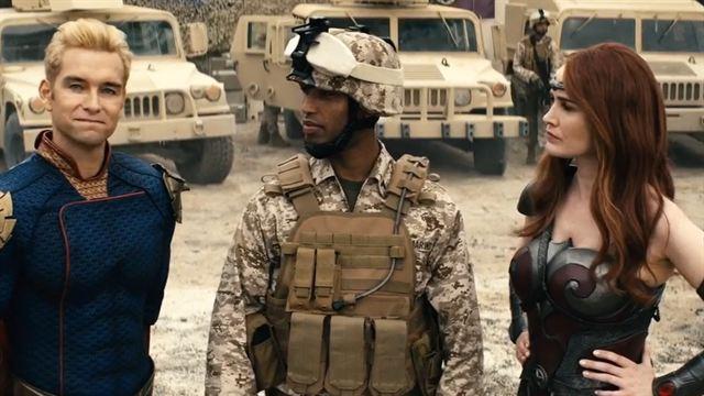 """The Boys"" Staffel 2: I'm Stormfront Clip OV"