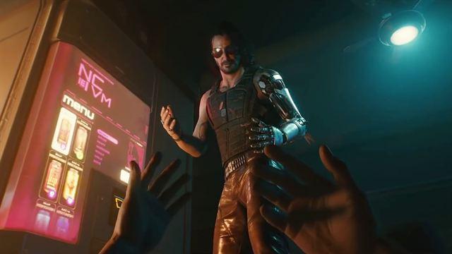 Cyberpunk 2077 Spiel-Trailer DF