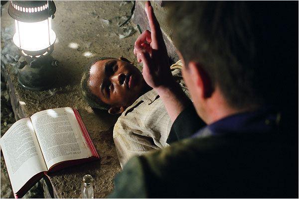 Exorzist: Der Anfang : Bild Remy Sweeney, Renny Harlin