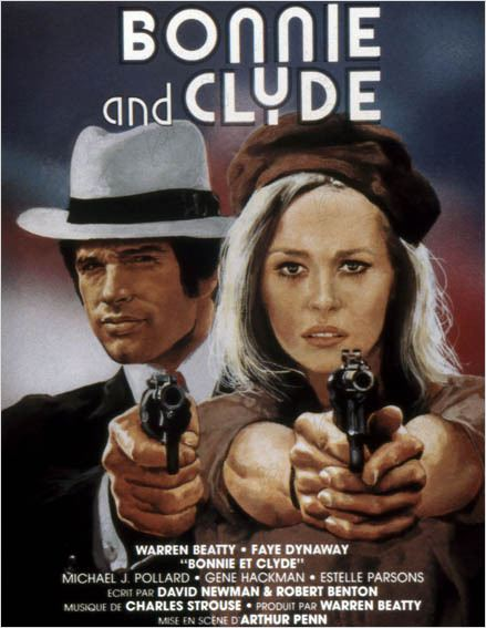 an analysis of bonnie and clyde a film by arthur penn Bonnie and clyde - small-time crook clyde barrow landmark gangster film that made a huge commercial and cultural splash arthur penn, director of 'bonnie and clyde,' dead at 88 similar movies straw dogs butch cassidy and the sundance kid.