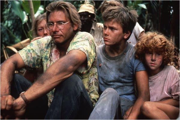 an analysis of characters in the mosquito coast by peter weir The mosquito coast the mosquito coast is a 1986 american drama film directed by peter weir and starring harrison ford, helen mirren, andre gregory.