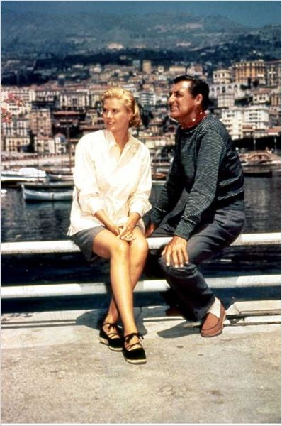 ber den d chern von nizza bild cary grant grace kelly ber den d chern von nizza bild 13. Black Bedroom Furniture Sets. Home Design Ideas