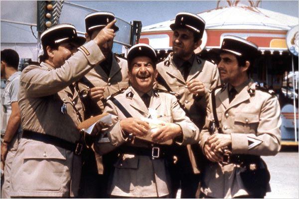 Gendarm Von St Tropez