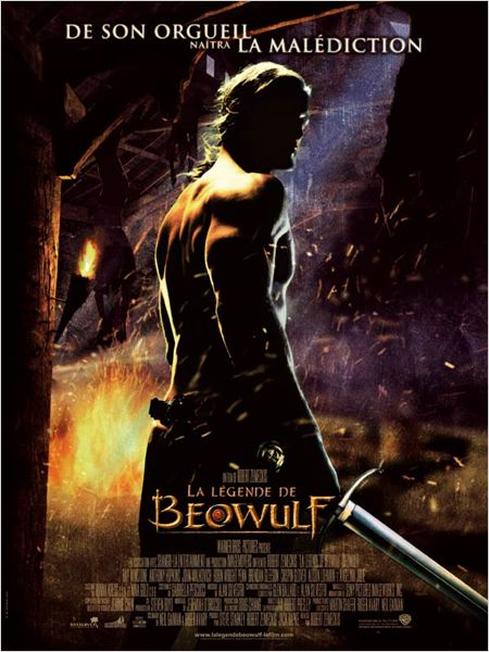 Die Legende von Beowulf : poster Ray Winstone, Robert Zemeckis