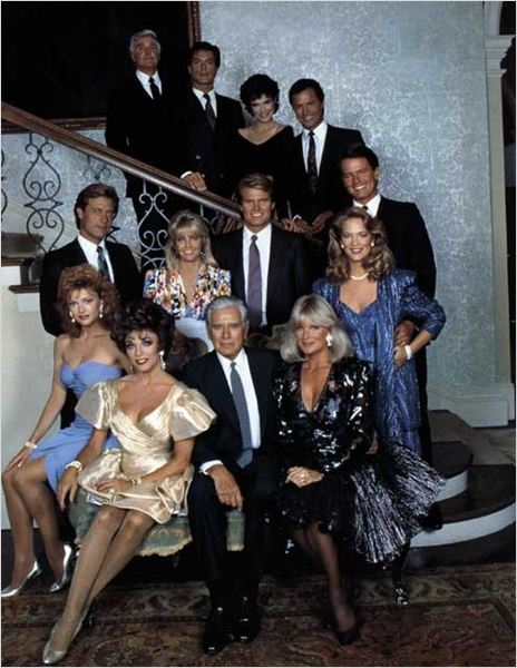 der denver clan bild 1 von 19 mit joan collins und john forsythe. Black Bedroom Furniture Sets. Home Design Ideas