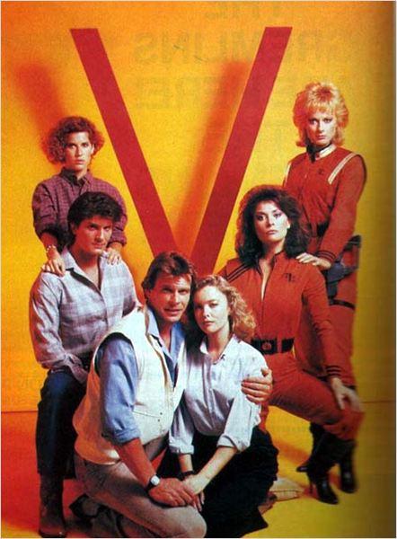 V Die Außerirdischen Besucher Kommen 1984 Stream