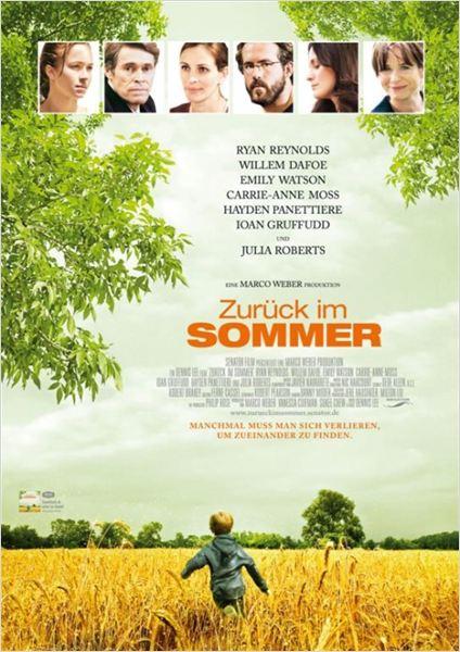 Zurück im Sommer : Kinoposter