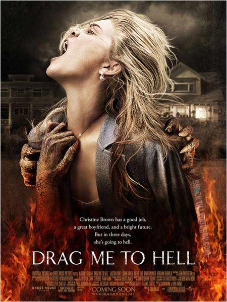 Drag me to Hell : Kinoposter Sam Raimi