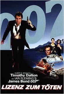 Bond Lizenz Zum Töten