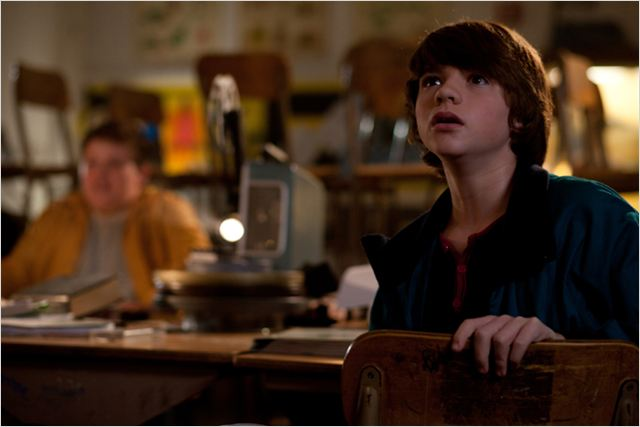 Super 8 : Bild J.J. Abrams, Joel Courtney