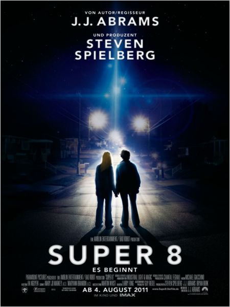 Super 8 : Kinoposter