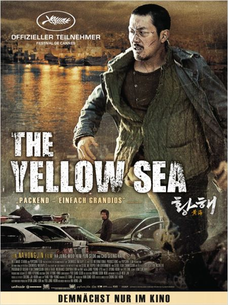 The Yellow Sea : Kinoposter