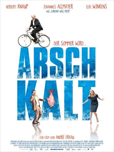 Arschkalt : poster