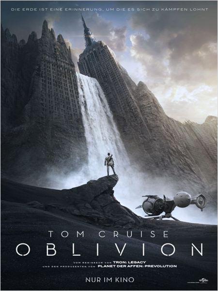 Oblivion : Kinoposter