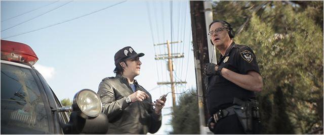 Wrong Cops : Bild Marilyn Manson, Mark Burnham