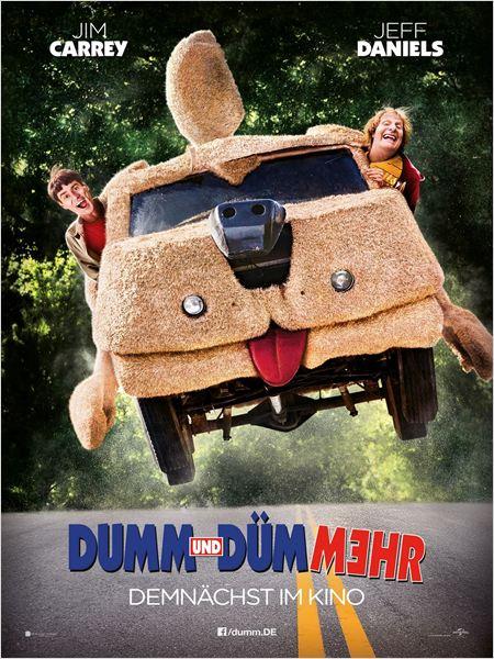 Dumm und Dümmehr : Kinoposter