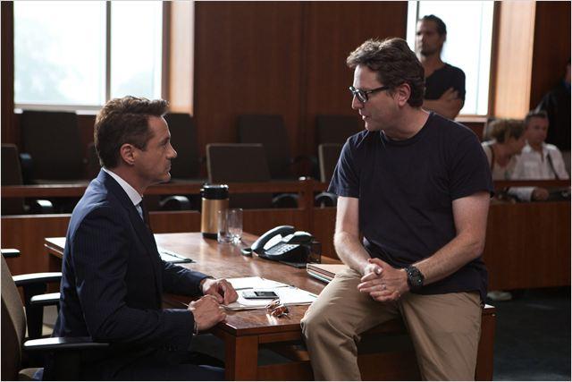 Der Richter - Recht oder Ehre : Bild David Dobkin, Robert Downey Jr.