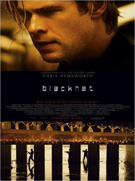 Blackhat : Kinoposter