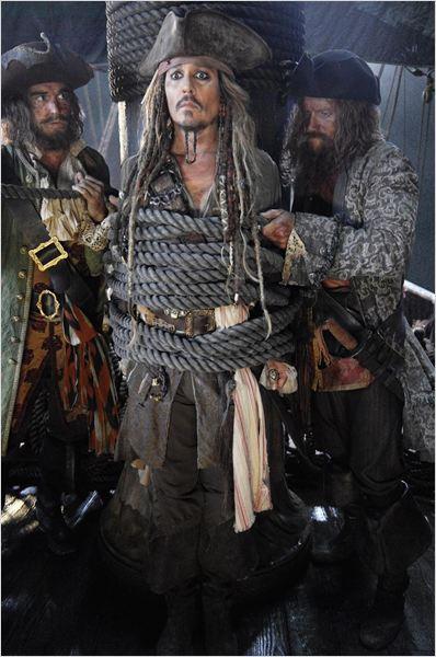 Pirates Of The Caribbean 5: Salazars Rache : Bild Johnny Depp