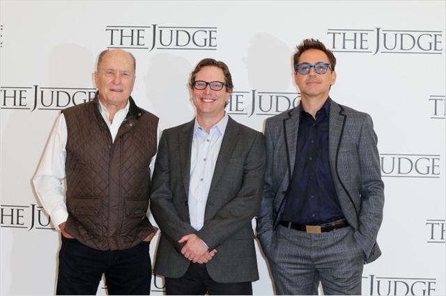 Der Richter - Recht oder Ehre : Vignette (magazine) David Dobkin, Robert Downey Jr.