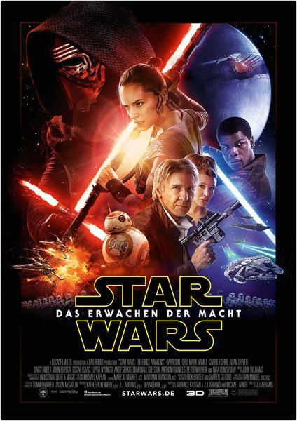 Star Wars: Episode VII - Das Erwachen der Macht : Kinoposter