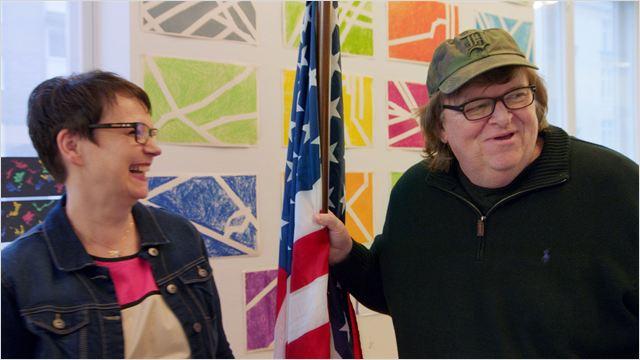Where To Invade Next : Bild Michael Moore