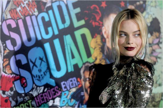 Suicide Squad : Vignette (magazine) Margot Robbie