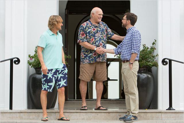 Wer ist Daddy? : Bild Ed Helms, Owen Wilson, Terry Bradshaw