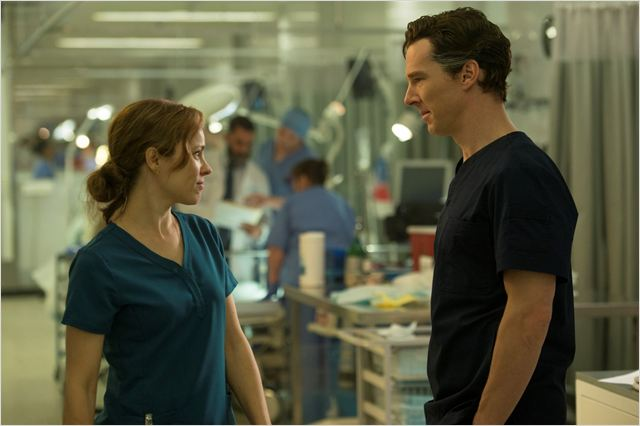 Doctor Strange : Bild Benedict Cumberbatch, Rachel McAdams