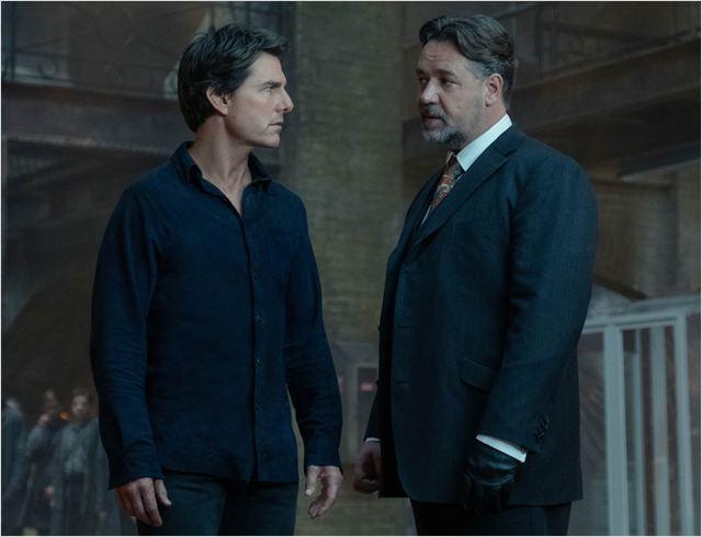 Die Mumie : Bild Russell Crowe, Tom Cruise