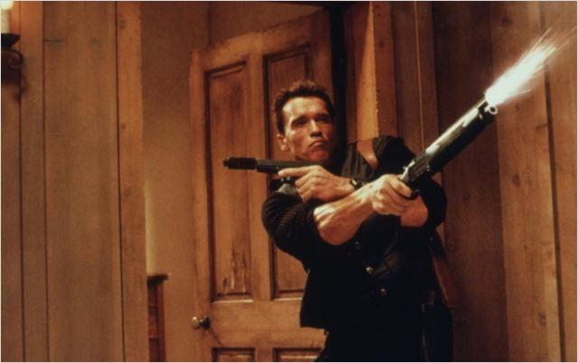 Eraser : Bild Arnold Schwarzenegger