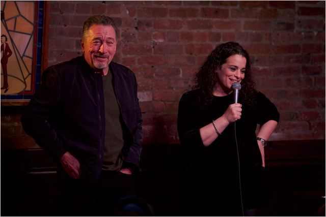 The Comedian : Bild Jessica Kirson, Robert De Niro