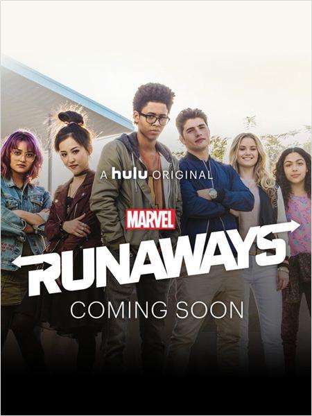 Marvel's Runaways : Kinoposter